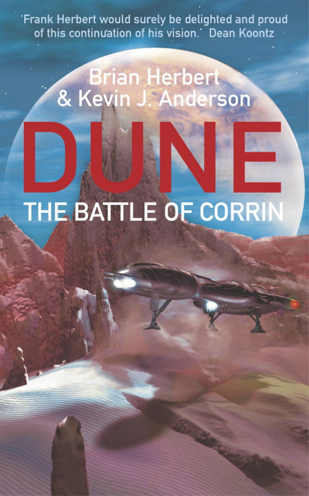 The Battle Of Corrin Legends of Dune 3
