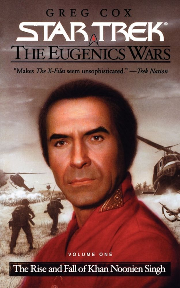 The Eugenics Wars, Vol. 1 By: Greg Cox