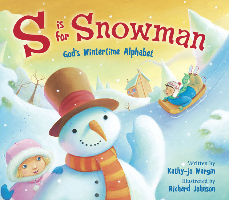 READ and HEAR edition: S Is for Snowman
