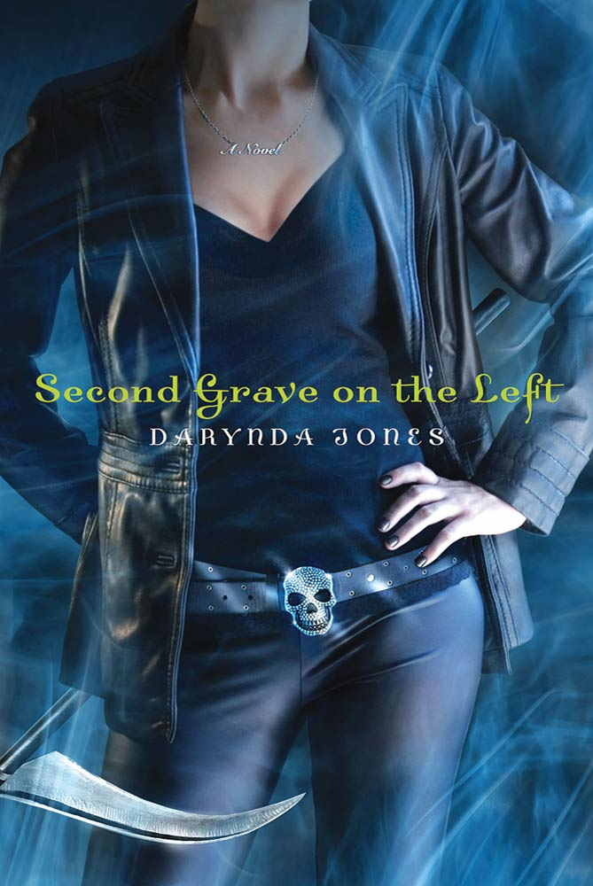 Second Grave on the Left By: Darynda Jones