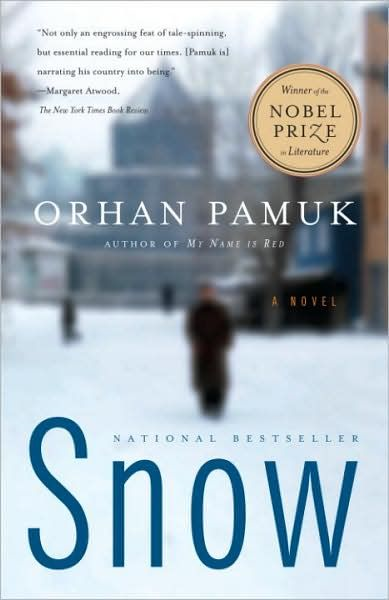 Snow By: Orhan Pamuk