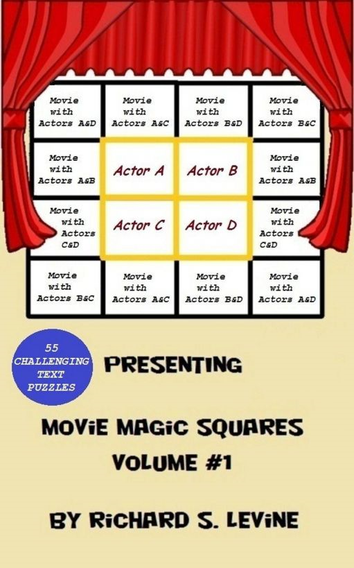 Movie Magic Squares: Volume 1