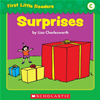 First Little Readers Parent Pack: Surprises (level C)
