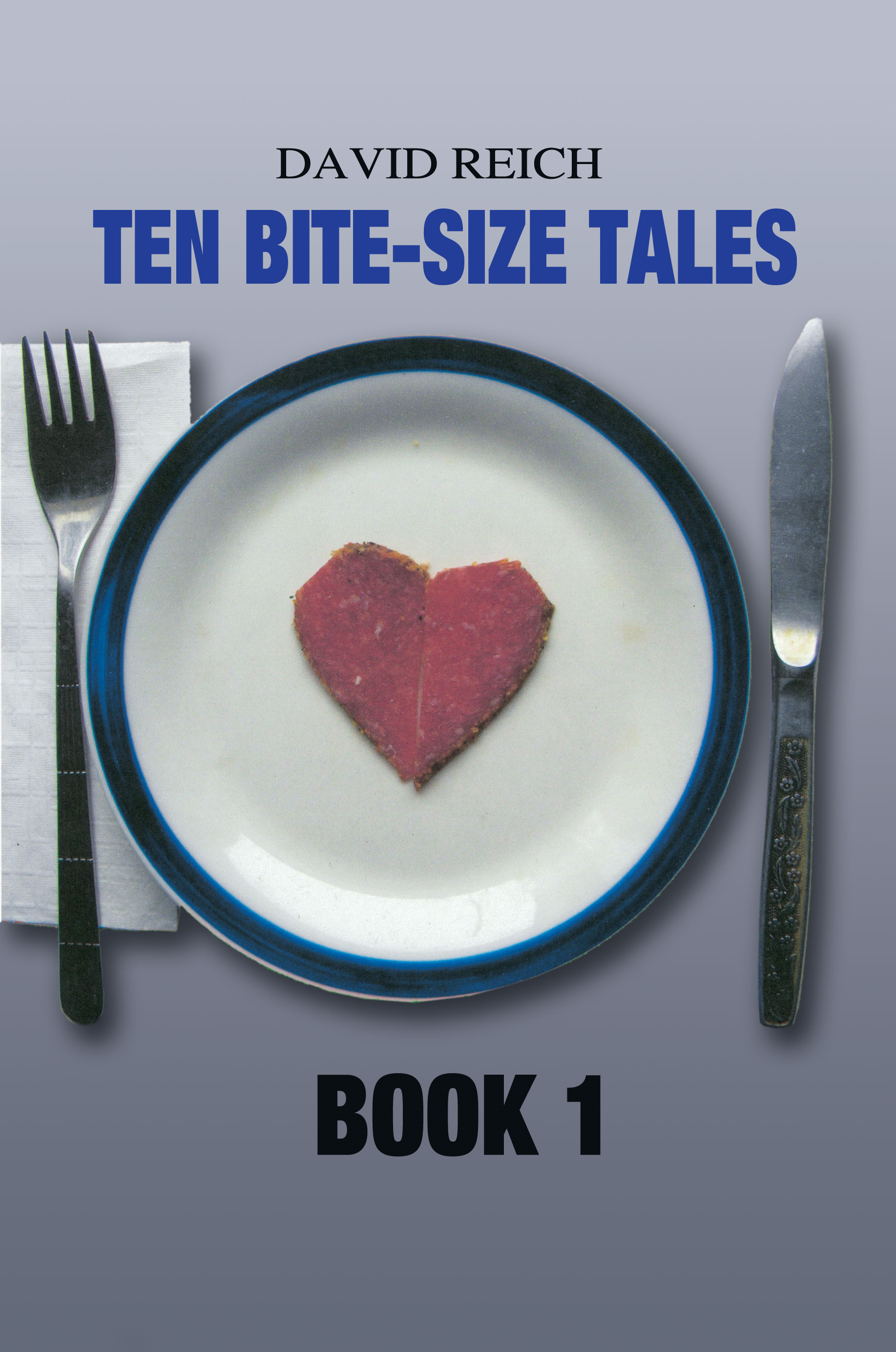 TEN BITE-SIZE TALES - BOOK  1