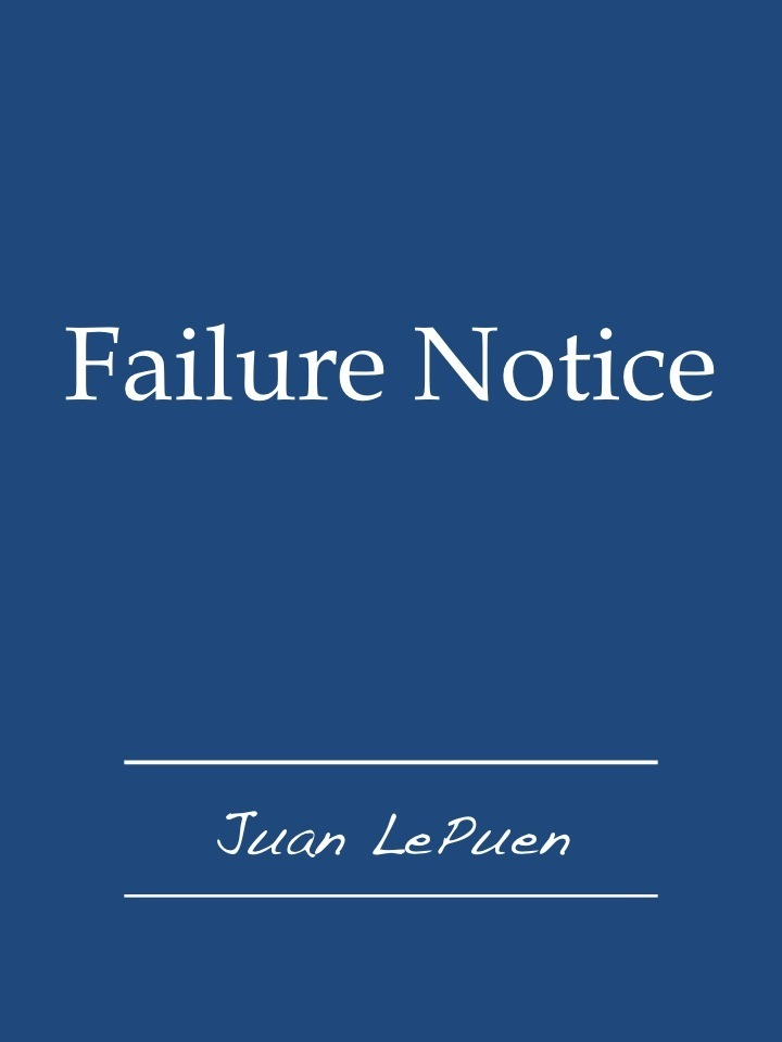 Failure Notice