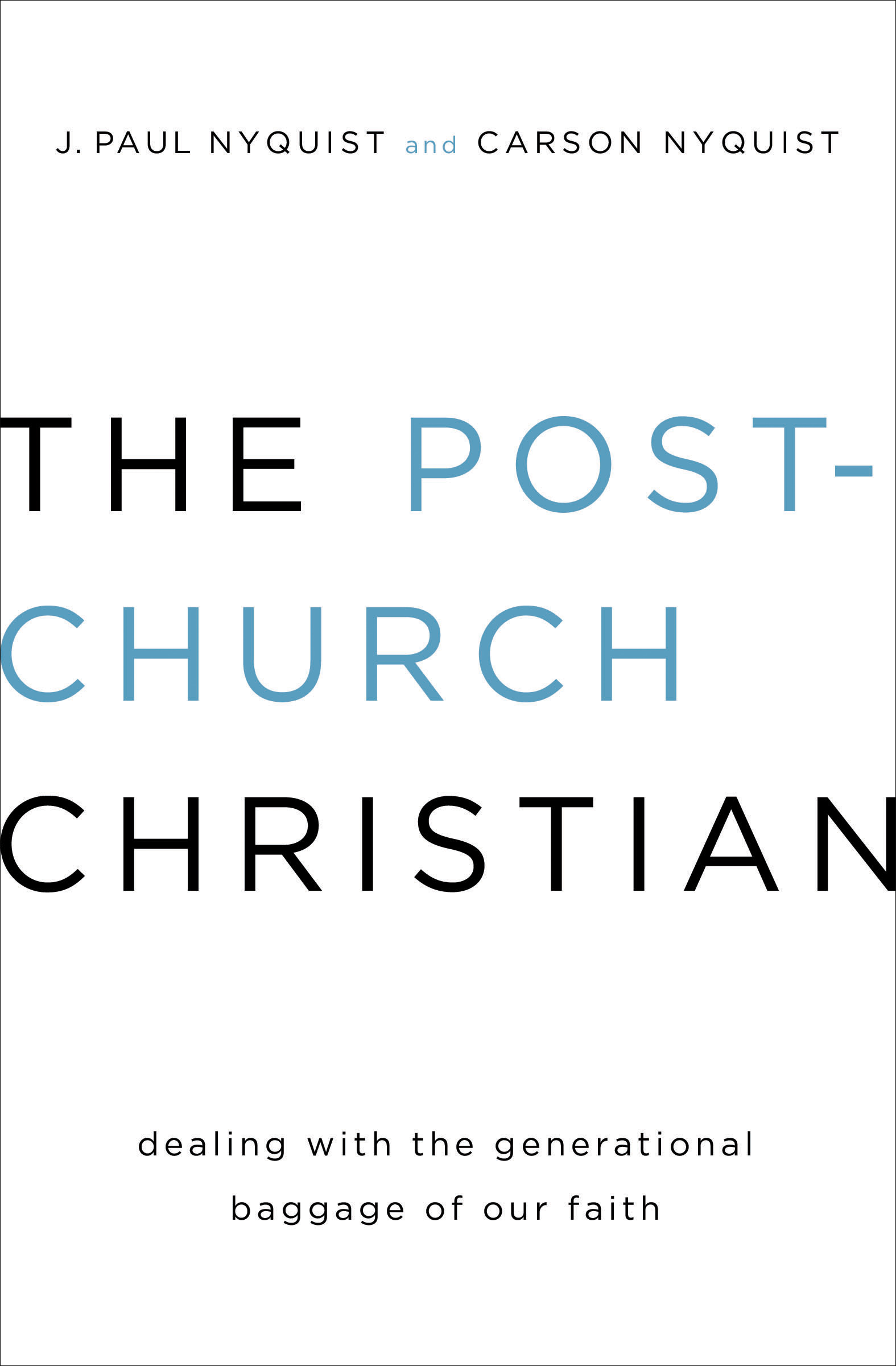 The Post-Church Christian SAMPLER