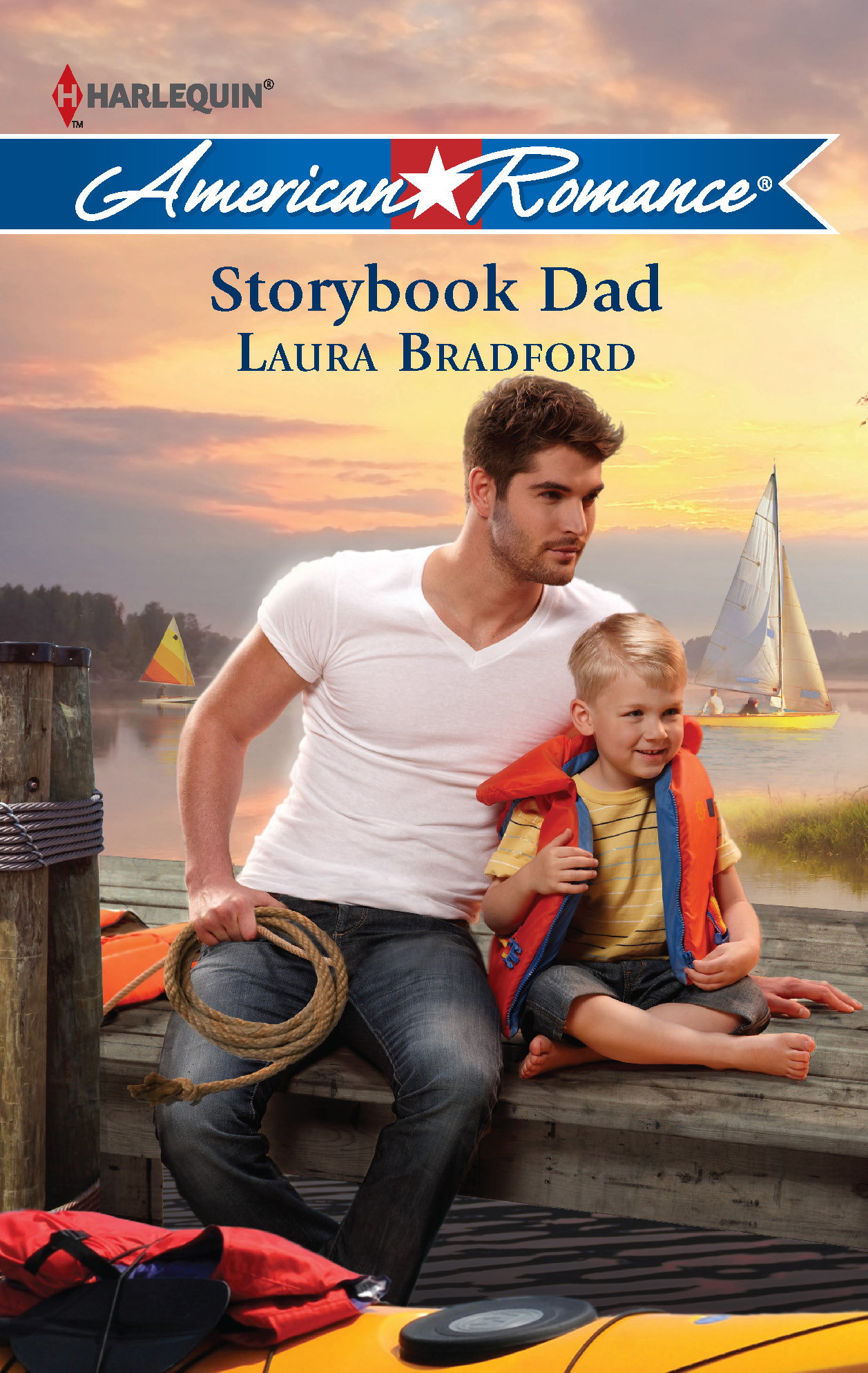 Storybook Dad By: Laura Bradford