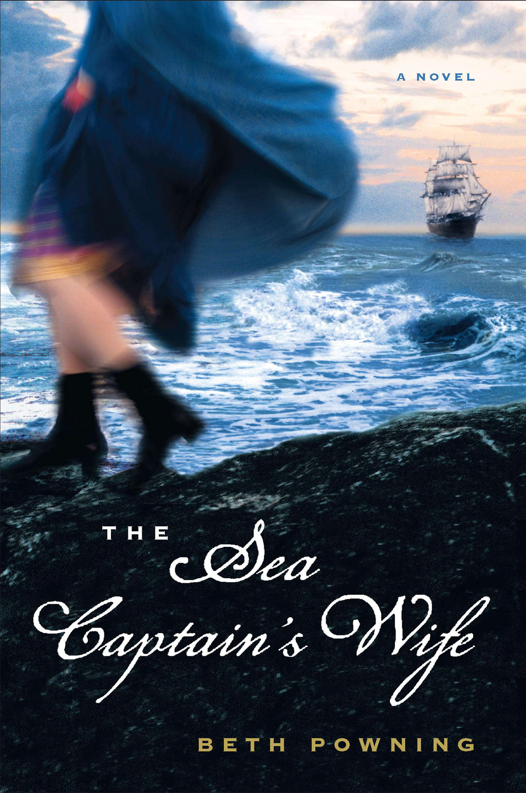 The Sea Captain's Wife: A Novel