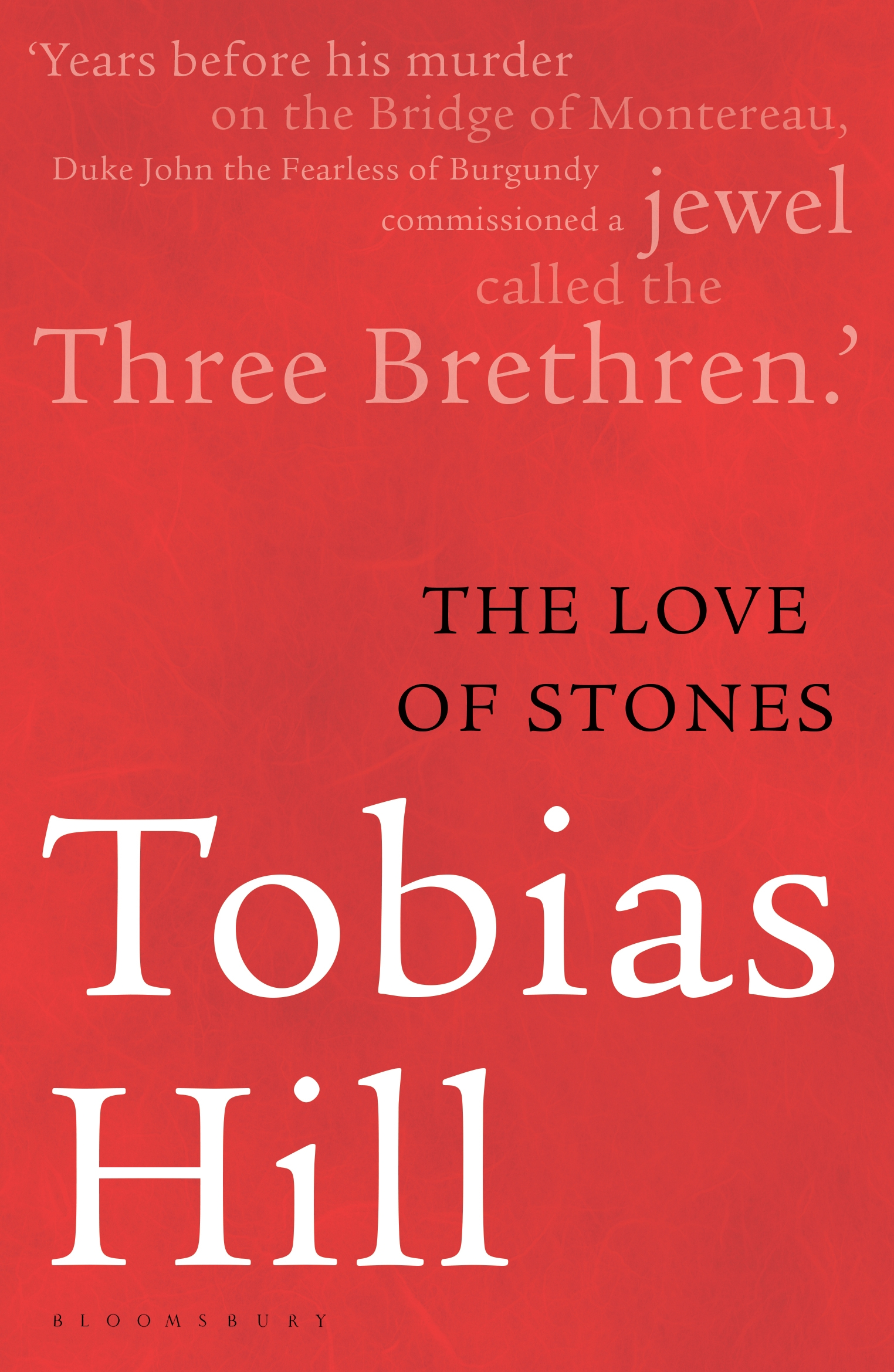 Book Cover: The Love of Stones