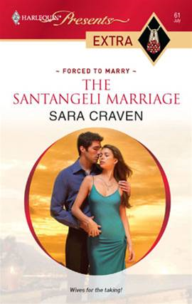 The Santangeli Marriage By: Sara Craven