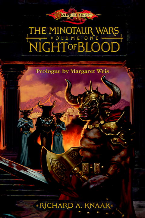 Night of Blood By: richard a. Knaak