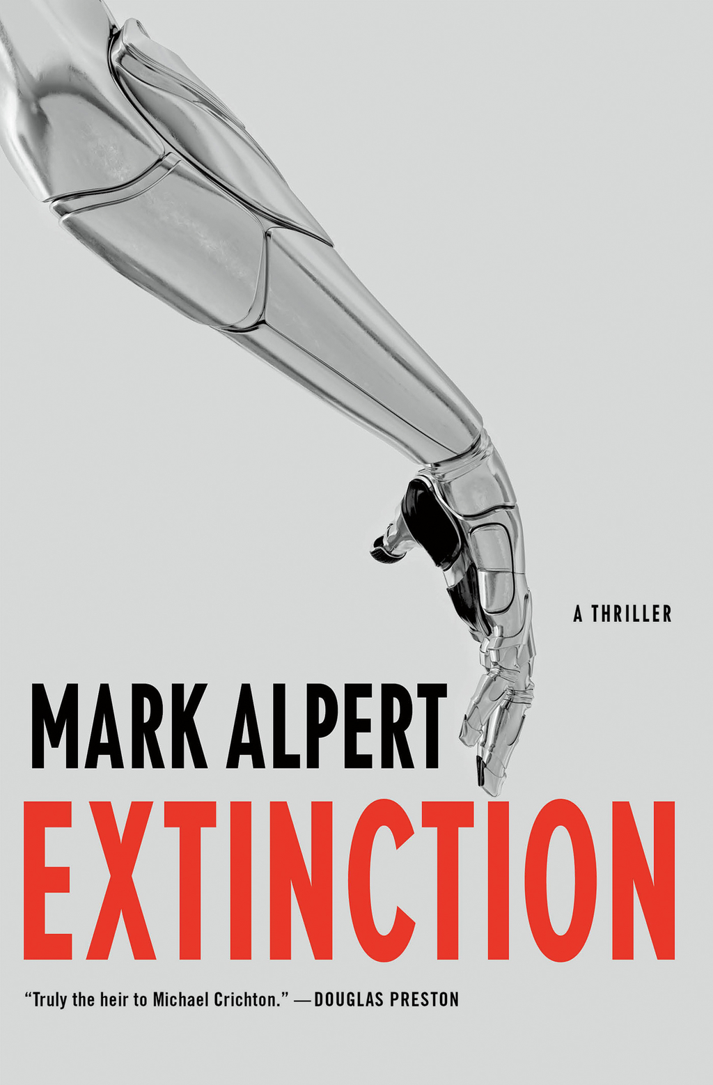 Extinction By: Mark Alpert