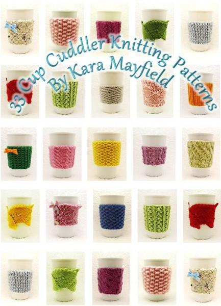 33 Cup Cuddler Knitting Patterns