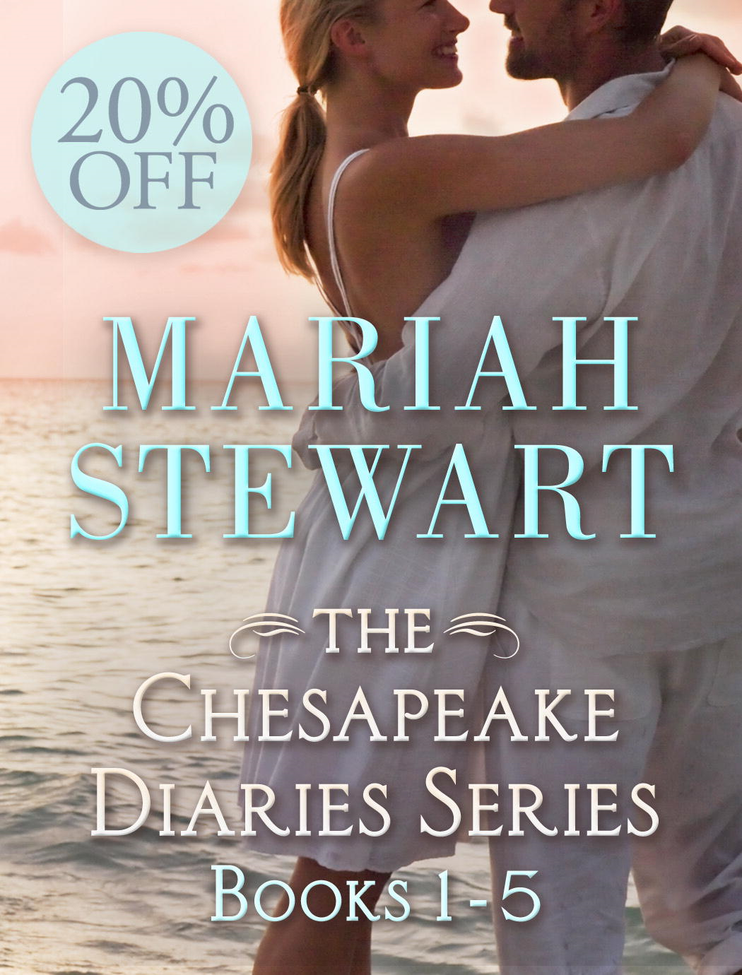 The Chesapeake Diaries Series 5-Book Bundle