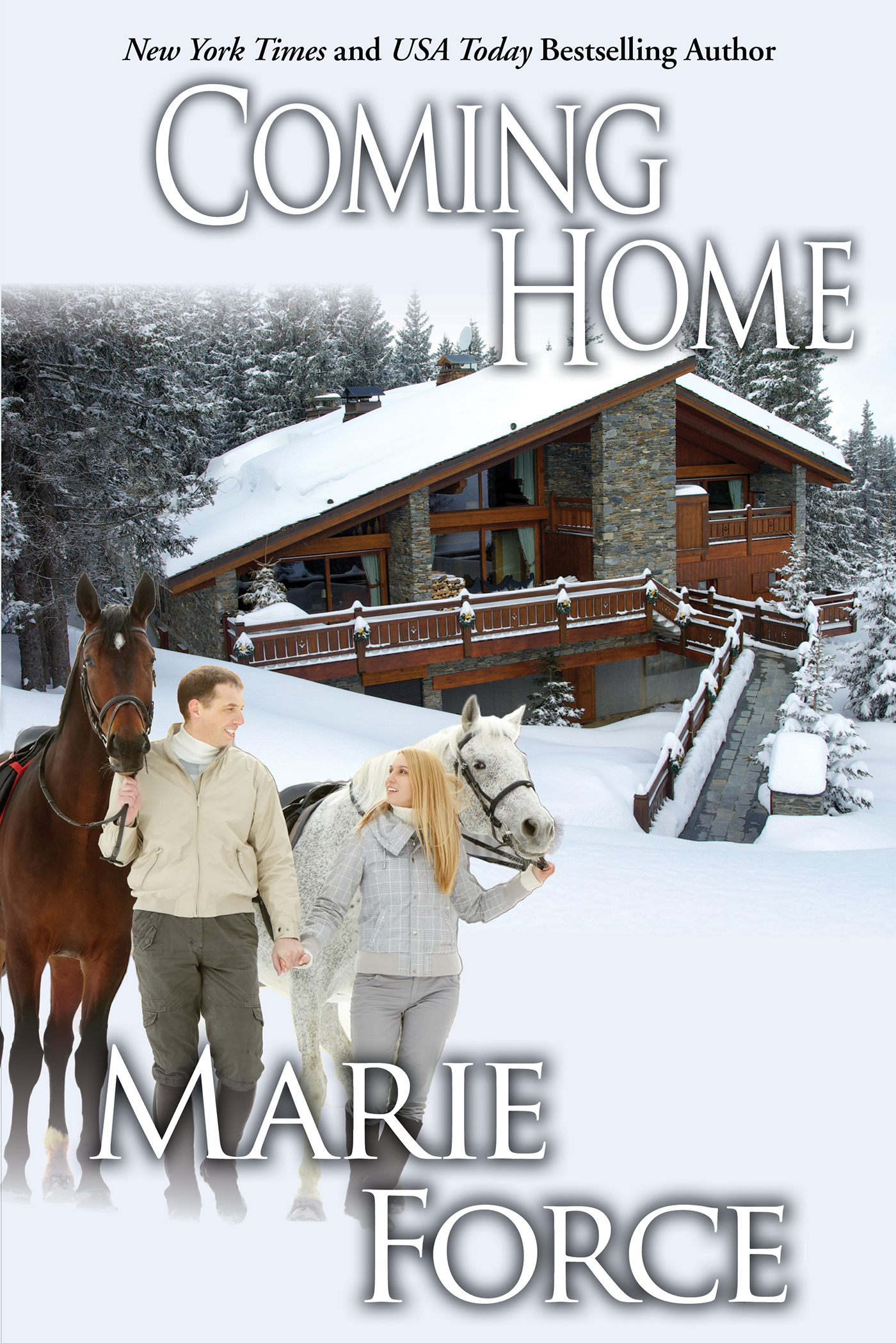 Marie Force - Coming Home, Treading Water Series, Book 4