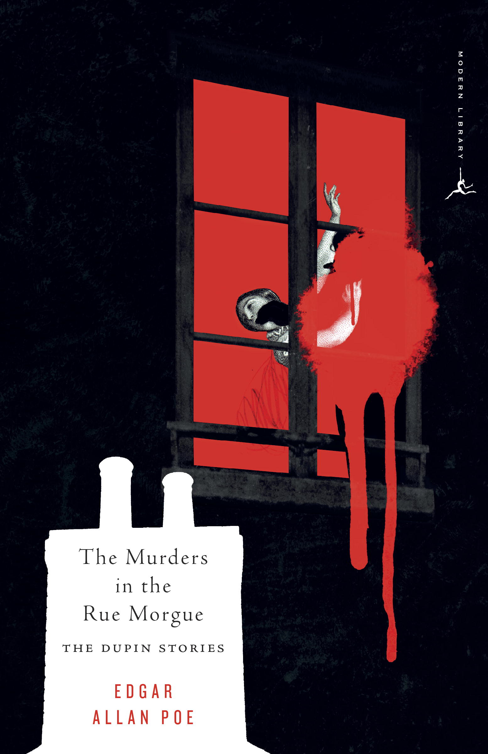 Book Cover: The Murders in the Rue Morgue