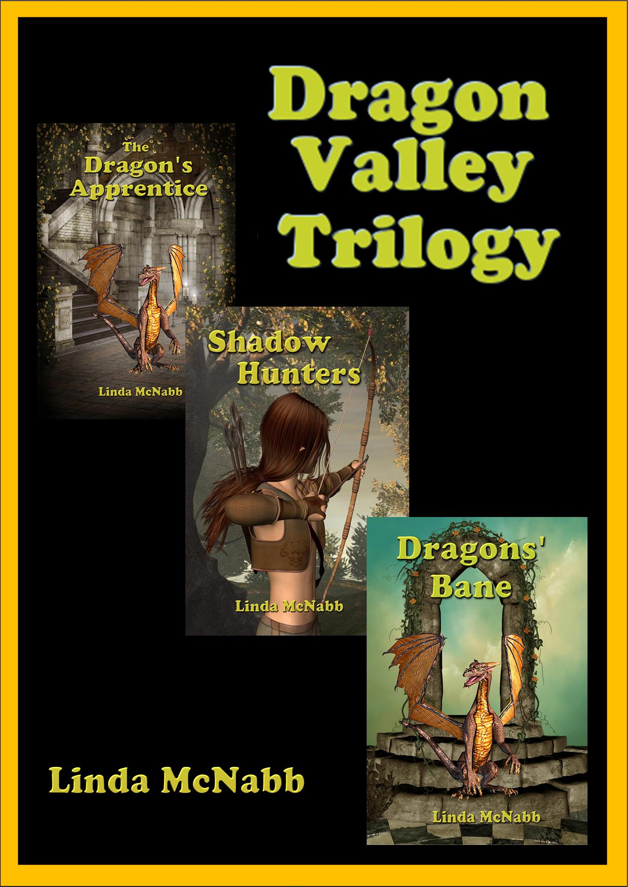 Dragon Valley Trilogy