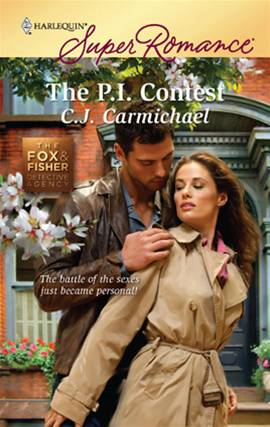 The P.I. Contest By: C.J. Carmichael