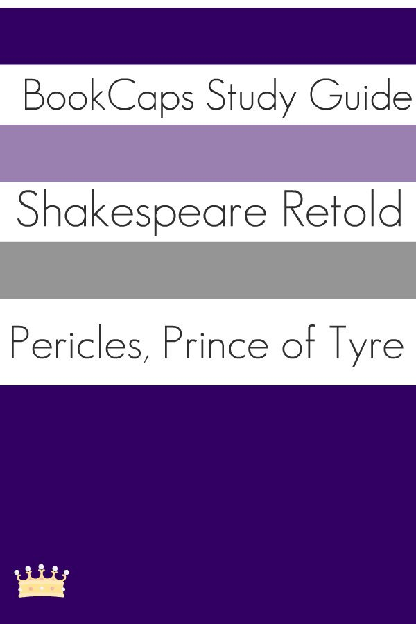 BookCaps - Pericles, Prince of Tyre In Plain and Simple English (A Modern Translation and the Original Version)