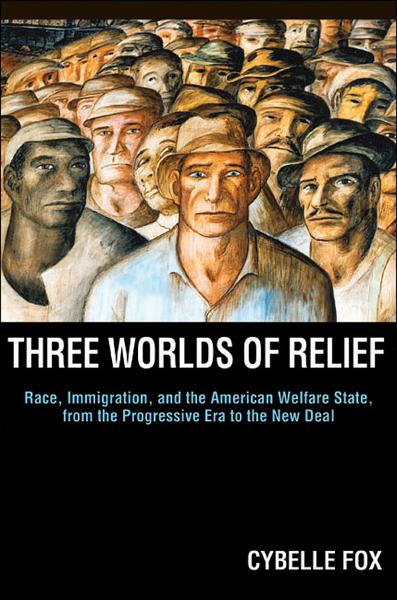 Three Worlds of Relief By: Cybelle Fox