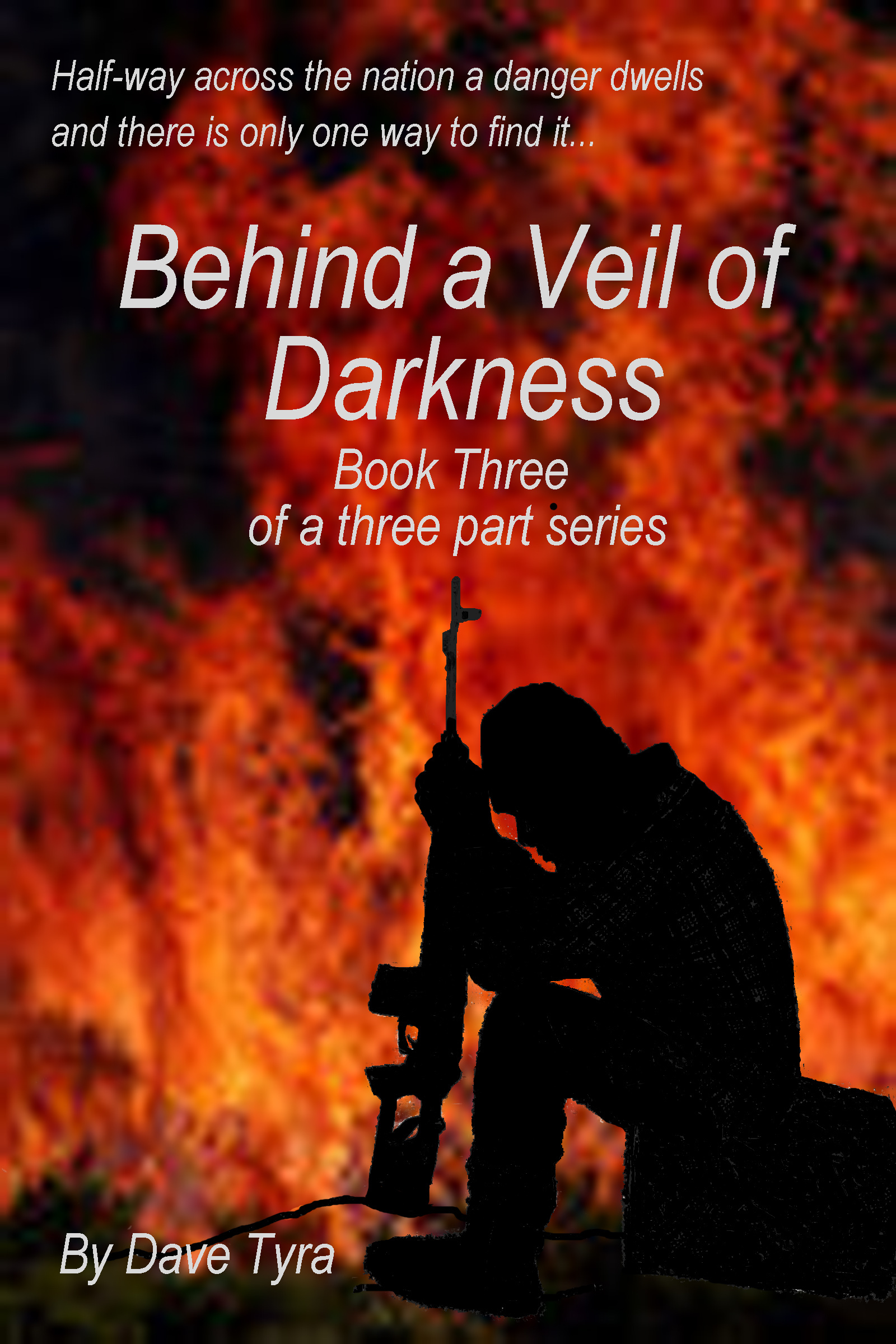 Behind a Veil of Darkness: Book Three