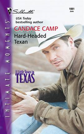 Hard-Headed Texan By: Candace Camp