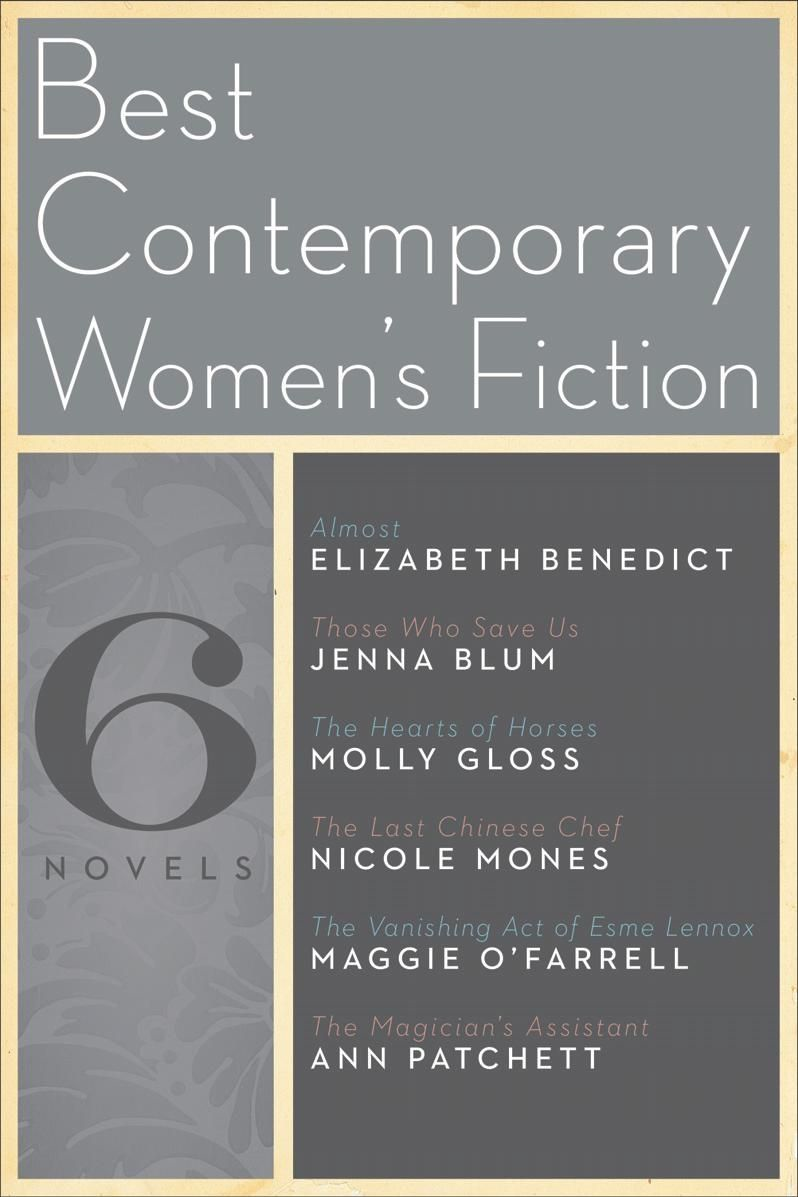 The Best Contemporary Women's Fiction