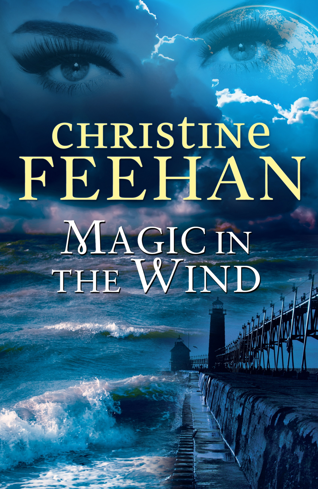Magic in the Wind The Drake Sisters Series: Book One