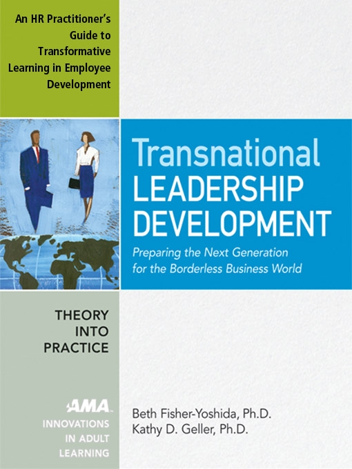 Transnational Leadership Development: An HR Practioner's Guide to Transformative Learning in Employee Development - Appendix 2