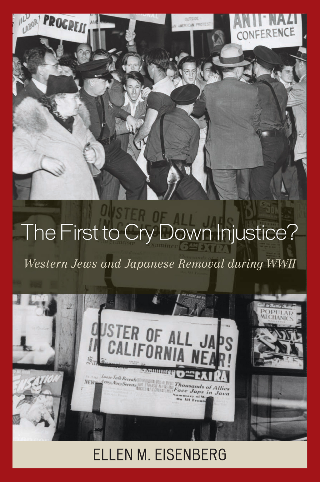 The First to Cry Down Injustice?