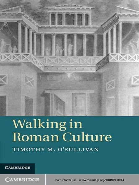 Walking in Roman Culture