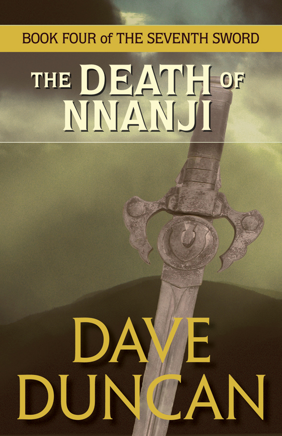 The Death of Nnanji By: Dave Duncan