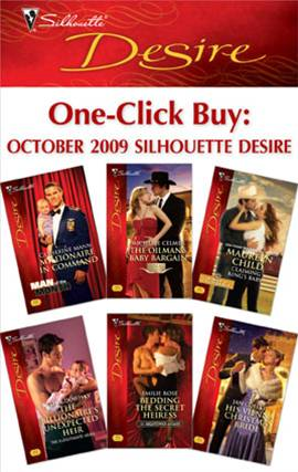 One-Click Buy:  October 2009 Silhouette Desire