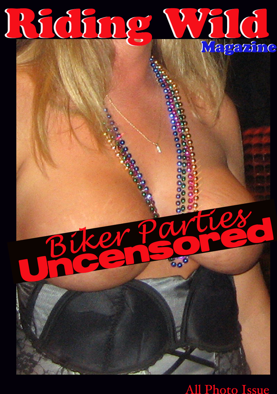 Riding Wild - Biker Parties Uncensored