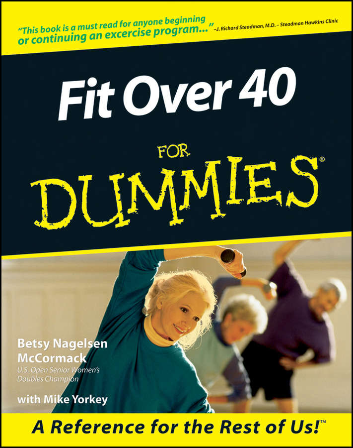 Fit Over 40 For Dummies