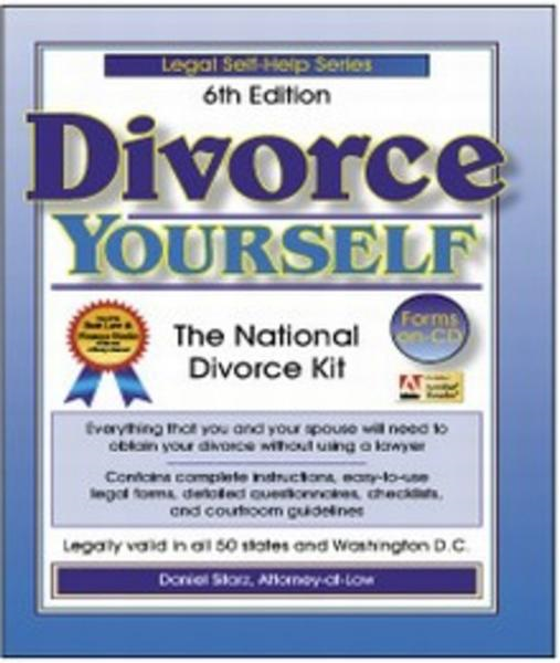 Divorce Yourself: The National Divorce K