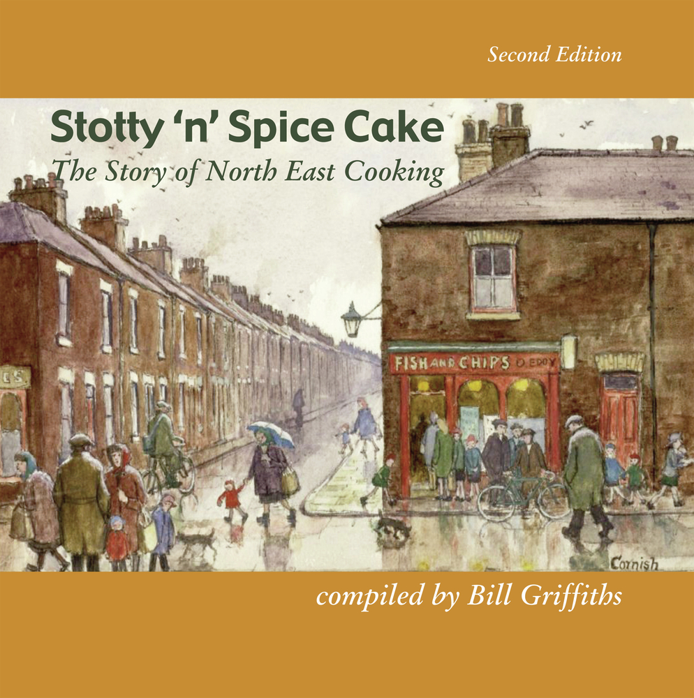 Stotty 'n' Spice Cake By: Bill Griffiths