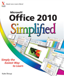 Office 2010 Simplified: