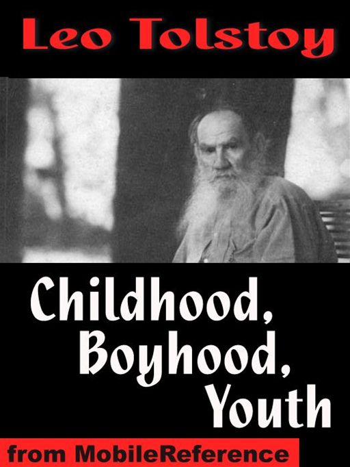 book review of childhood by leo tolstoy