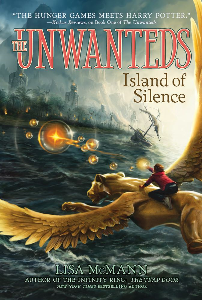 Island of Silence By: Lisa McMann