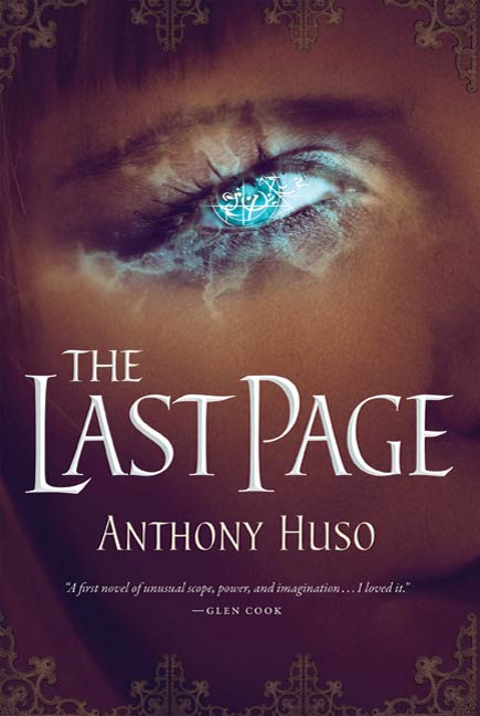 The Last Page By: Anthony Huso