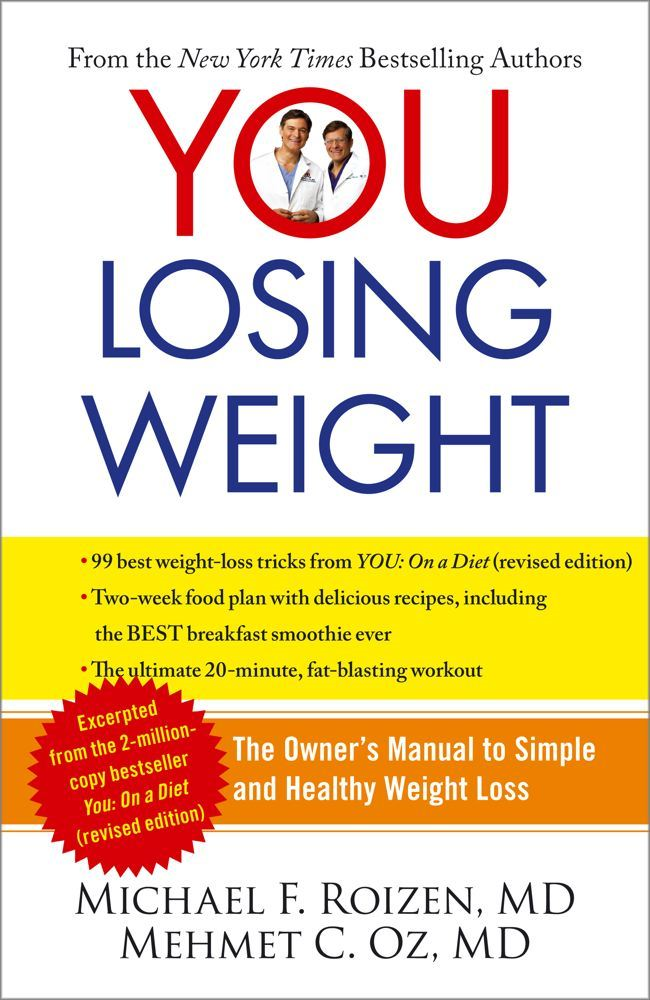 YOU: Losing Weight