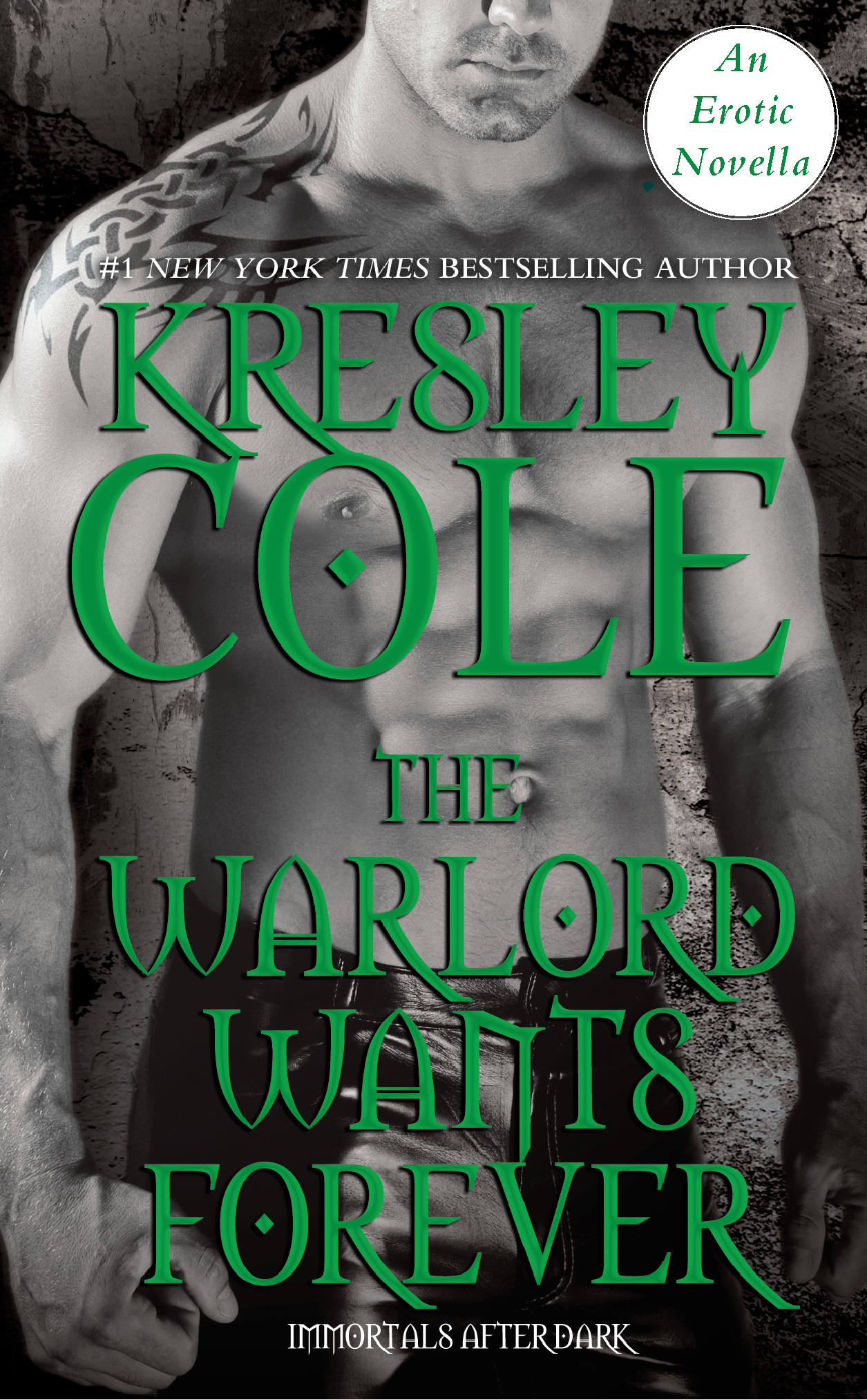 Warlord Wants Forever By: Kresley Cole