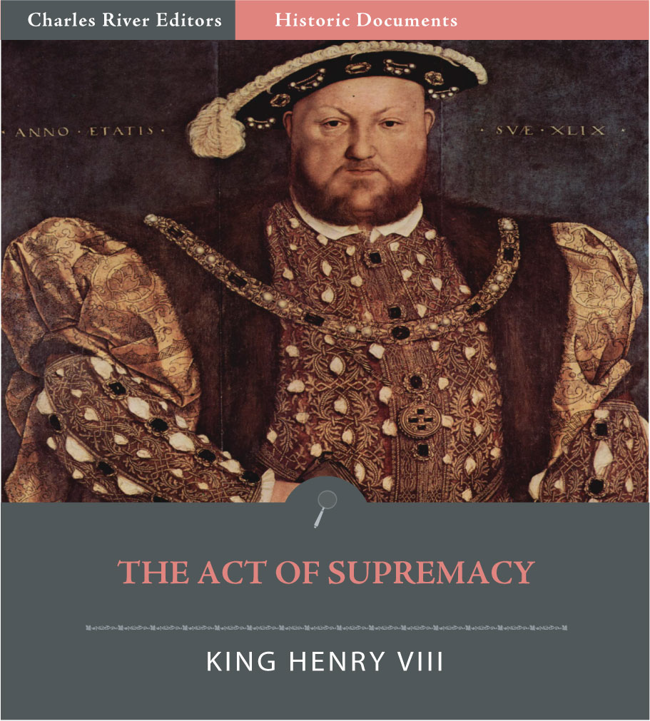 The 1534 Act of Supremacy