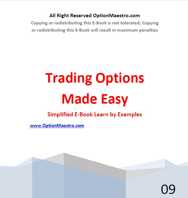 Understanding the Basics of Options: A Simplified Guide to Trading Stock Options By: Marco Anthony