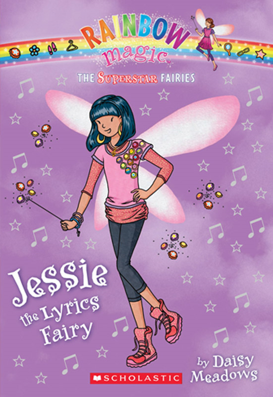 Superstar Fairies #1: Jessie the Lyrics Fairy