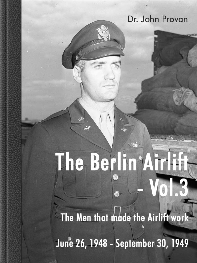 The Berlin Airlift- Vol. 3