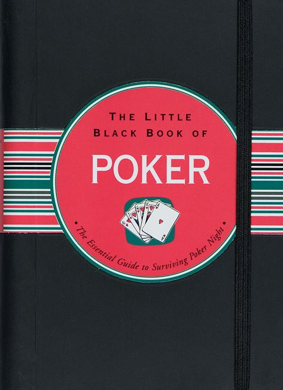 The Little Black Book of Poker