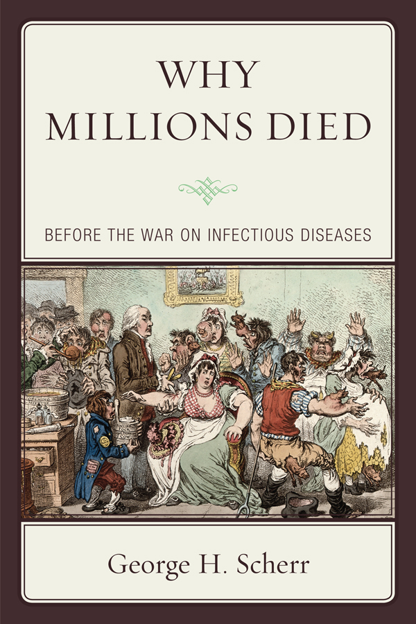 Why Millions Died Before the War on Infectious Diseases