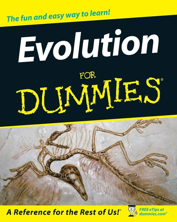Evolution For Dummies By: Greg Krukonis PhD,Tracy Barr